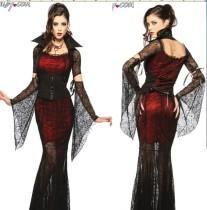 LQZ-090 Vampire Vixen cosplay costume