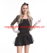 384 1980s costume