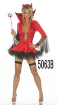 8187 red devil costume