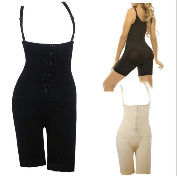 7099 Slimming Body Shaper Waist Trainer Bodysuit