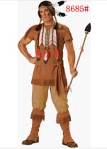 8685 men indian costume  -1063