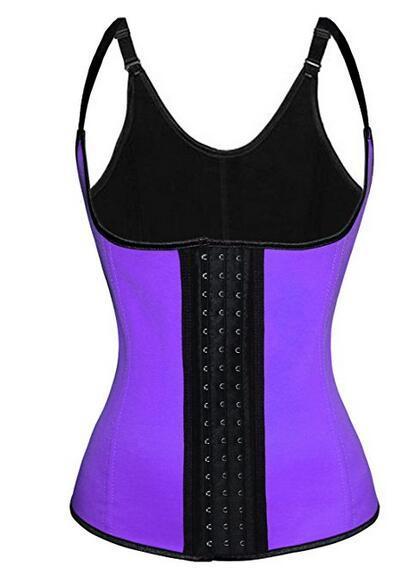 8116 waist trainer cincher vest