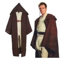 Star Wars Obi Wan Kenobi Jedi Master Costume