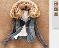 8015 s-5xl jean coat