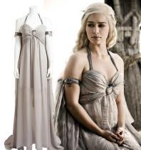 Daenerys Targaryen Cosplay Costume