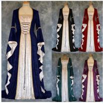 XY1834 medieval costume