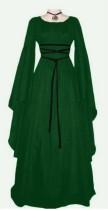 9175 Renaissance Medieval Gothic Victorian Dress