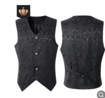 Steampunk Waistcoat Steampunk Jacket