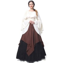 AI2281QX  Medieval dress