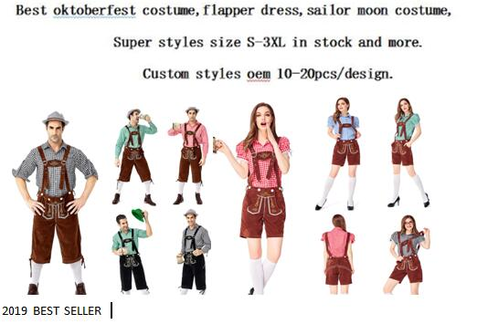 German Beer Maid Costume	Polyester Oktoberfest Dress Costumes  Oktoberfest Costumes for Women	Women's Oktoberfest Dresses Beer Maid Costume	Beer Maid Outfit  Oktoberfest Costumes	Bavarian Costumes Suppliers French Maid Costume	Party Beer Maid Costume  Oktoberfest Costumes for Men	beer maid costume Women's Maid and Waiter Costumes	beer wench costume