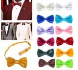 Classic Fashion Novelty Mens Adjustable Tuxedo Bow Tie Necktie Bowtieformal formal necktie boy business wedding Male Dress Shirt