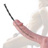 Cob Urethral Sounds Silicone Penis Plug Sound Trainer Set for Advanced Player 4 PCS