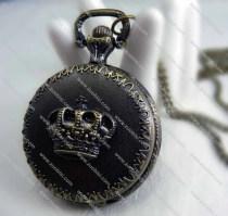 Antique Crown Pocket Watch -PW000167