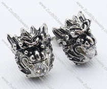 Dragon Stainless Steel earring - JE050037