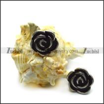 Rose Stud Earring e001482