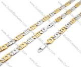 Stainless Steel Jewelry Set -JS200013