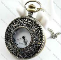 brass pocket watch chain - PW000059