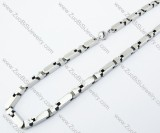Stainless Steel necklace -JN100043
