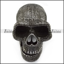 Large Heavy Skull Ornament a000350