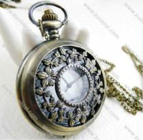 Vintage Flower Pocket Watch Chain - PW000014
