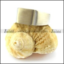 blank stainless steel signet ring with cheap wholesale price r004690