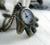 Hands Pocket Watch -PW000337