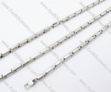 Stainless Steel jewelry set -JS100037