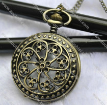 Flower Bud Pocket Watch -PW000281