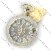 Antique Mechanical Pocket Watch with chain -pw000379