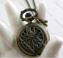 Vintage Maple Pocket Watch Necklaces - PW000088