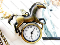 vintage pegasus pocket watch - PW000099