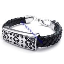 leather bracelets -JB480004