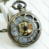 Big Sun Flower Pocket Watch -PW000192