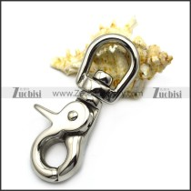 stainless steel dog buckle a000594