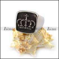 Crown Ring r004485