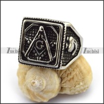 Vintage Masonic Ring r003618