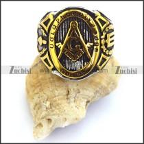masonic ring r003445
