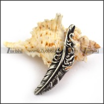 Sensationnel Feather Charm for Necklace p003854