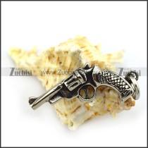 Cowboy Gun Pendant p004818
