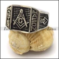 masonic ring r003410