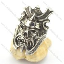large skull king ring for men r001988