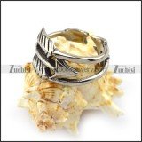 Stainless Steel Arrow Ring r004648