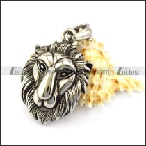 King of Forest Lion Pendant p005522
