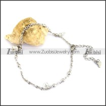 Stainless Steel Anklet for Girls ac000087