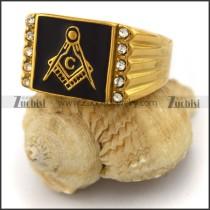 masonic ring r003412