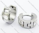 JE050765 Stainless Steel earring
