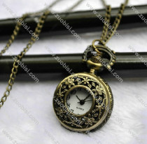 Vintage Flower Pocket Watch Chain - PW000081