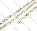 Stainless Steel Jewelry Set -JS200012