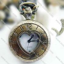 Big Heart Pocket Watch Chain -PW000308