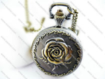 Vintage Rose Pocket Watch Chain - PW000021